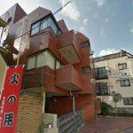 文京区小石川3丁目の住所(外観)