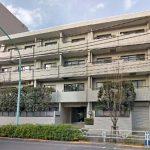 渋谷区富ヶ谷2丁目の住所(外観)