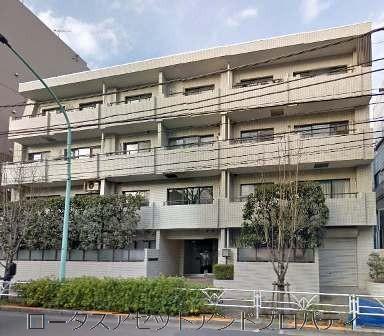 藤和駒場コープⅡの建物