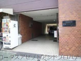 四谷坂町永谷マンションエントランス