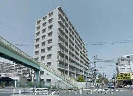 日商岩井宇喜田町マンション様子