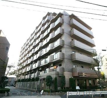 ライオンズマンション平井第2の建物