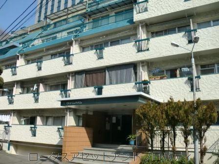 恵比寿グリーンハイムの建物