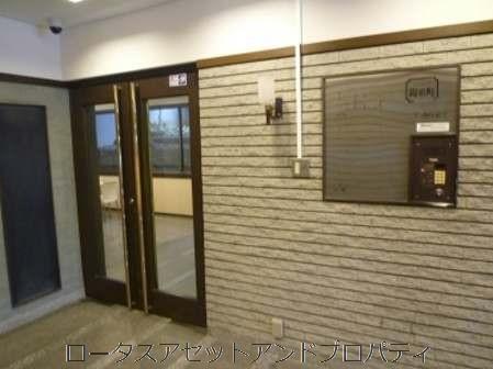 藤和シティコープ錦糸町エントランス