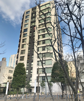 クラッシィハウス千代田富士見の建物