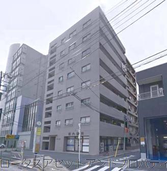 ルミエール東小松川の建物