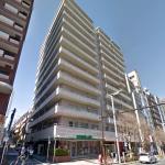 新宿区西新宿4丁目の場所(外観)