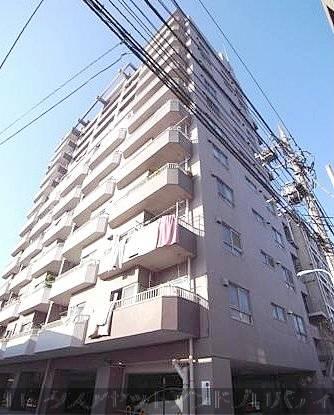 ライオンズマンション高円寺_外観1
