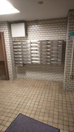 中銀日本橋浜町マンシオン共用部 (2)