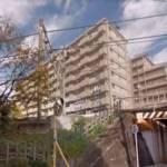 板橋区栄町の場所(外観)