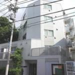 新宿区中井1丁目のアドレス(外観)