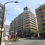 文京区白山1丁目の住所(外観)
