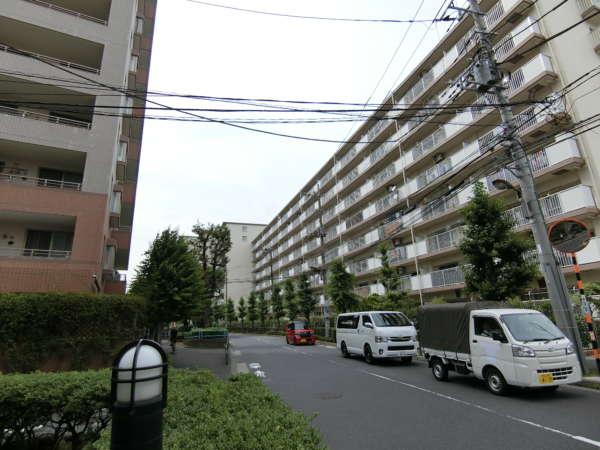 コープ野村梅島外観共用部4