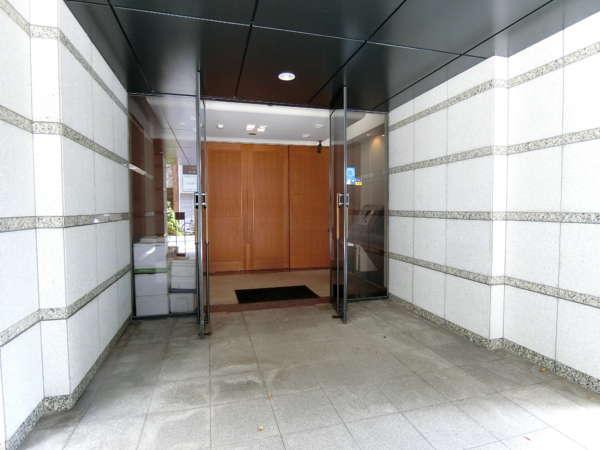 コスモ上野パークサイドシティ外観共用部6