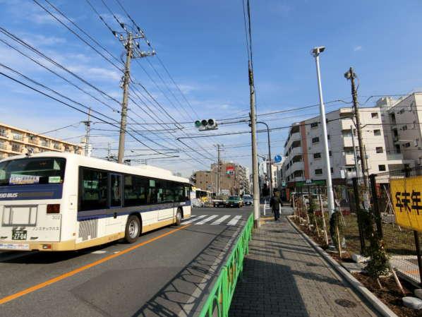 メインステージ中野弥生町アプローチ2