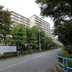 足立区梅田7丁目の所在地(外観)