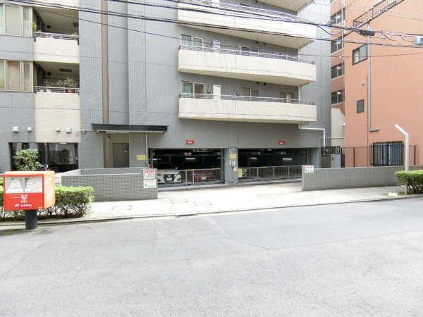 コスモ上野パークサイドシティ外観共用部3