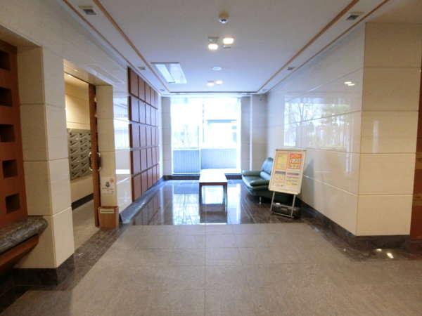 コスモ上野パークサイドシティ外観共用部7