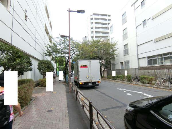 コスモ上野パークサイドシティアプローチ4