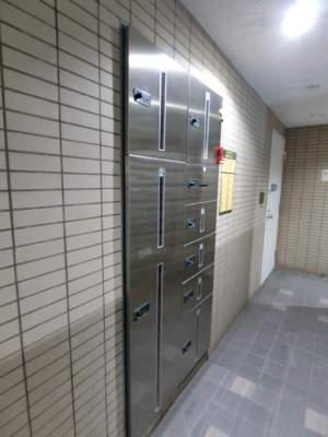 ファミール亀有弐番館外観共用部13