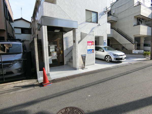 中野南台第1ローヤルコーポ外観・共用部3