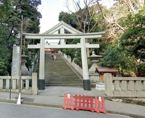 パレ・ロワイヤル永田町-日枝神社