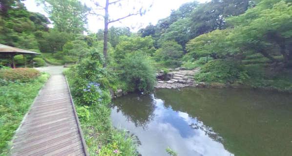 パストラルハイム面影橋-甘楽園公園