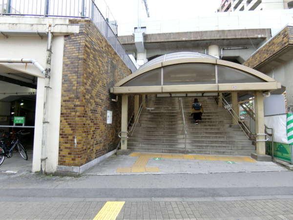 クレストフォルム東大島アプローチ2