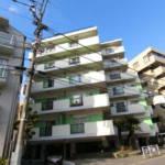 渋谷区代々木3丁目の住所(外観)