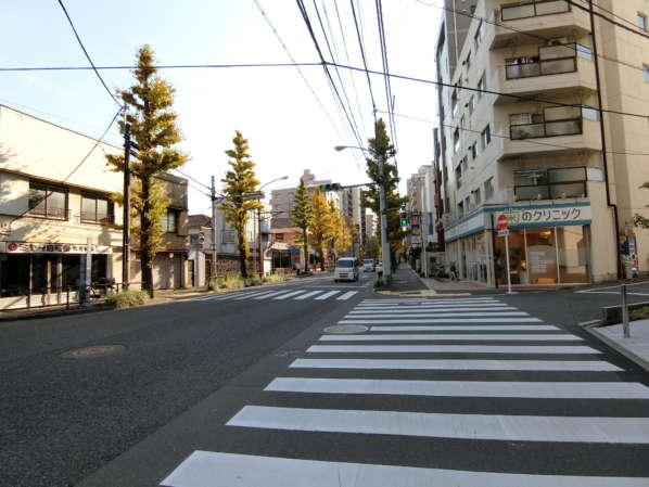 メインステージ中野弥生町アプローチ4