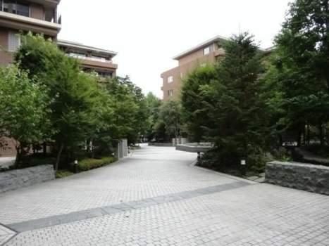 広尾ガーデンフォレスト外観2