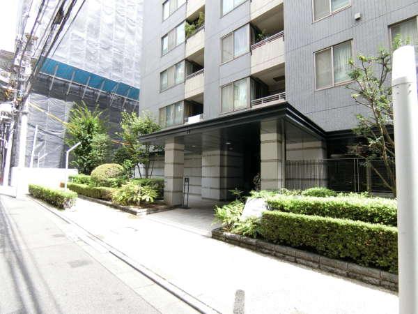 コスモ上野パークサイドシティ外観共用部5
