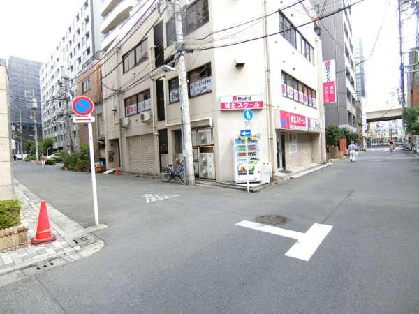 コスモ上野パークサイドシティアプローチ1
