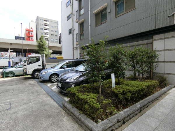コスモ上野パークサイドシティ外観共用部4