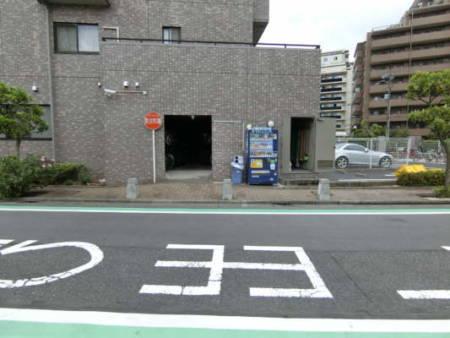 ファミール亀有弐番館外観共用部9
