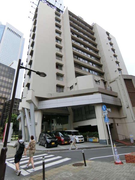 クレベール西新宿アプローチ5