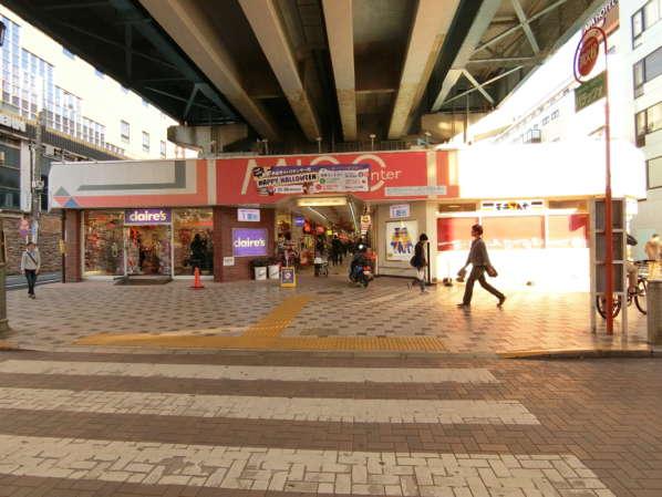 西葛西駅5
