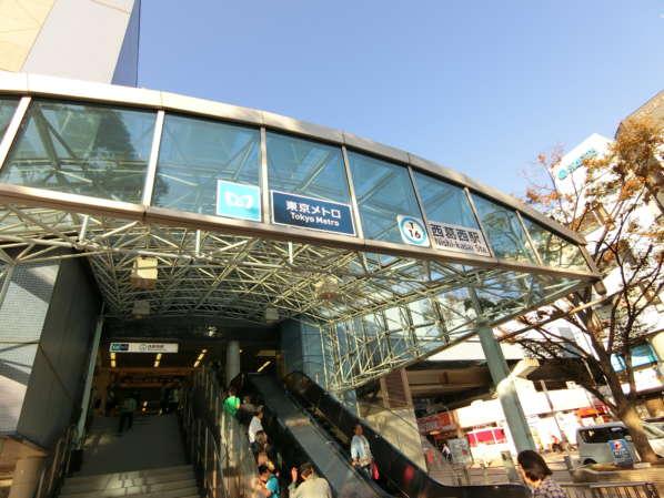 西葛西駅4