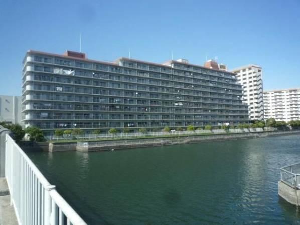 ニューライフマンション木場 運河沿い