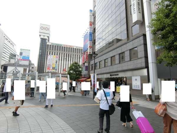 シティポート錦糸町2アプローチ5