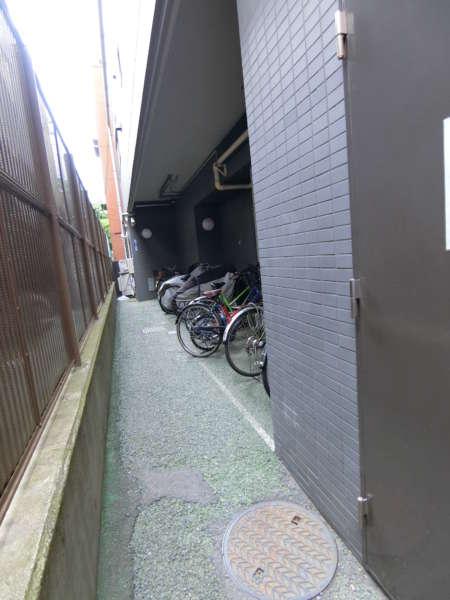 シティポート錦糸町2外観共用部6