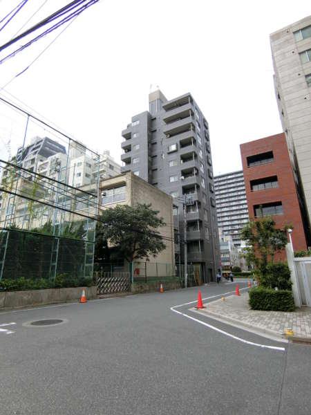 シティポート錦糸町2外観共用部7