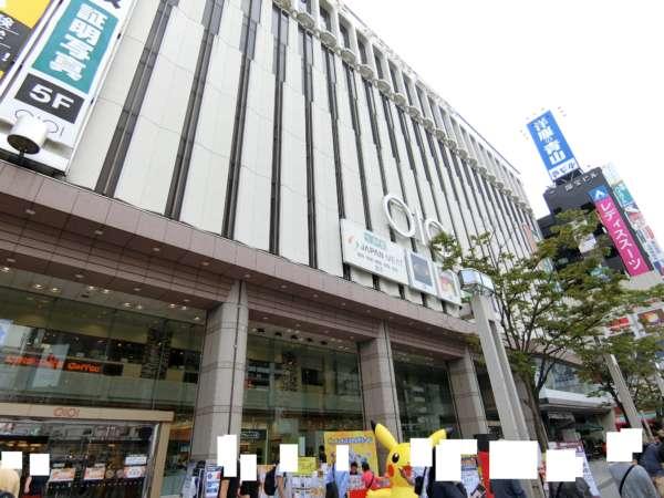 シティポート錦糸町2アプローチ3