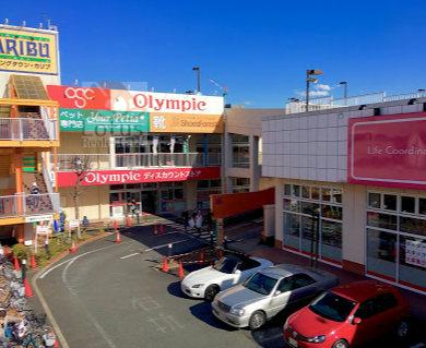 ショッピングタウン カリブ梅島
