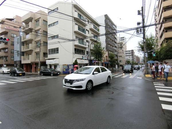 グローリオ錦糸町アプローチ11