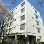 渋谷区大山町の所在地(外観)