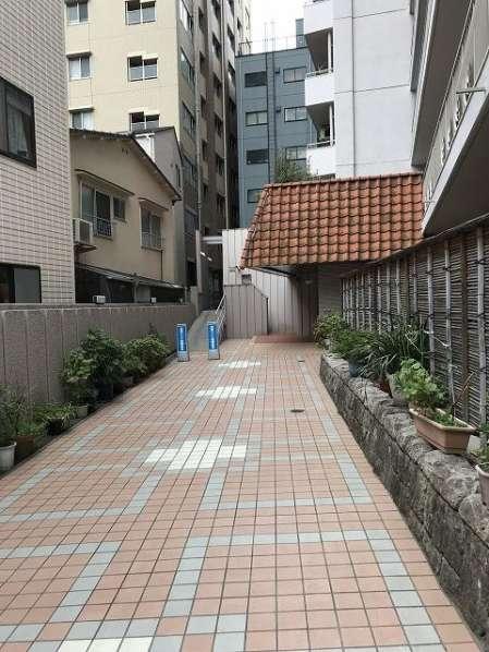 文京ハイツ外観4