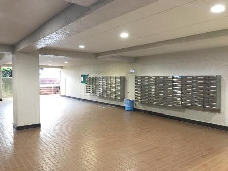 パイロットハウス北新宿共用部