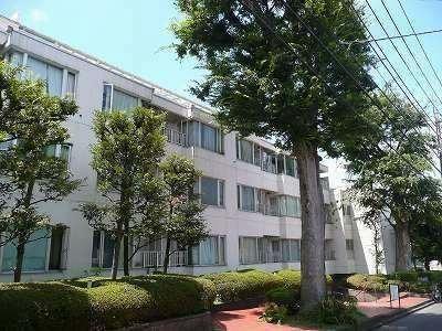 パイロットハウス北新宿外観1
