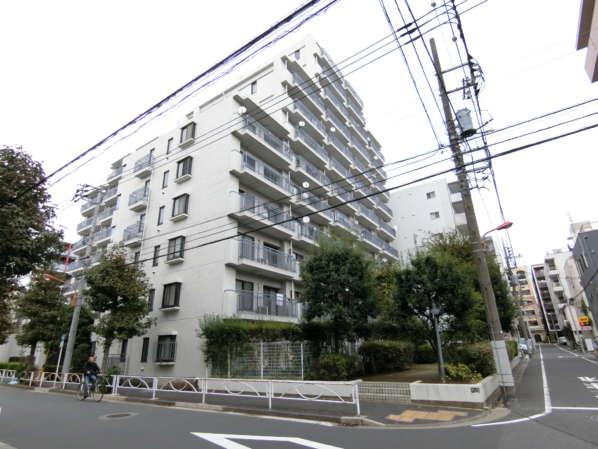 菊川パークホームズ外観・共用部4